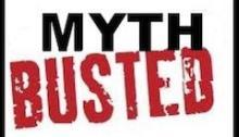 Myth Busted
