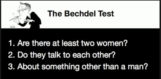 Test di Bechdel
